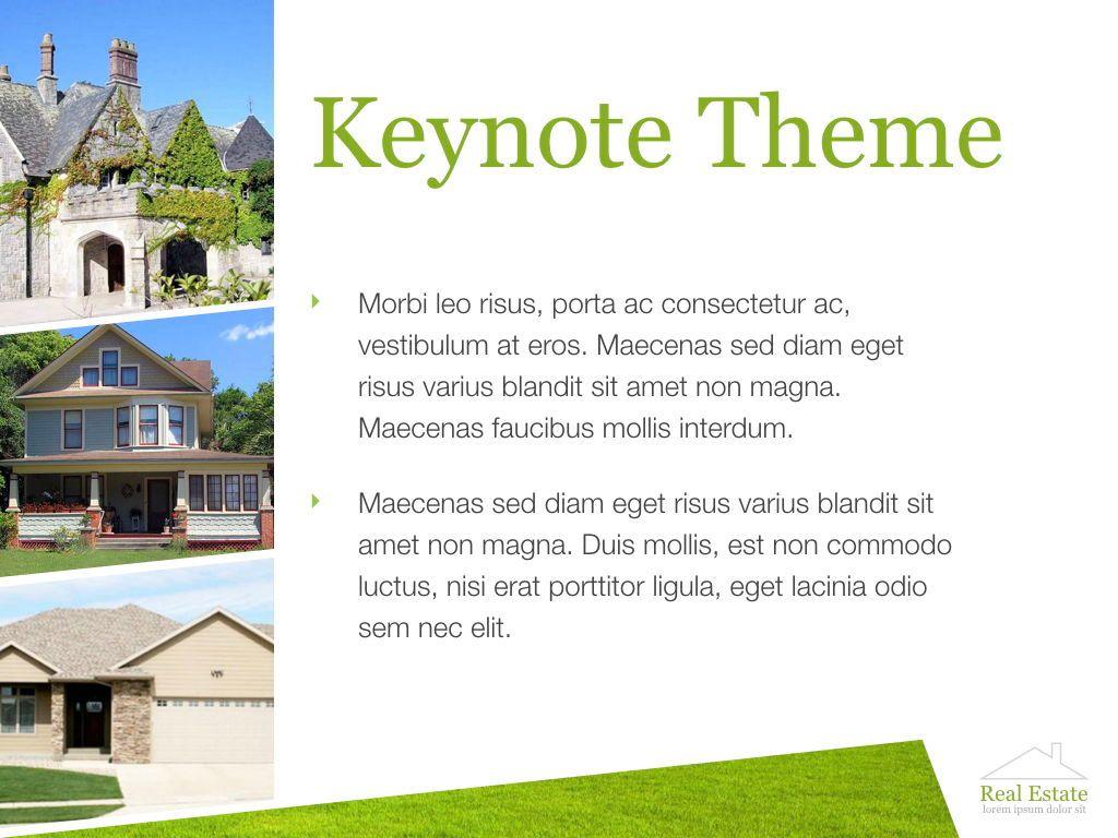 Living Space Keynote Template, Slide 21, 06874, Presentation Templates — PoweredTemplate.com