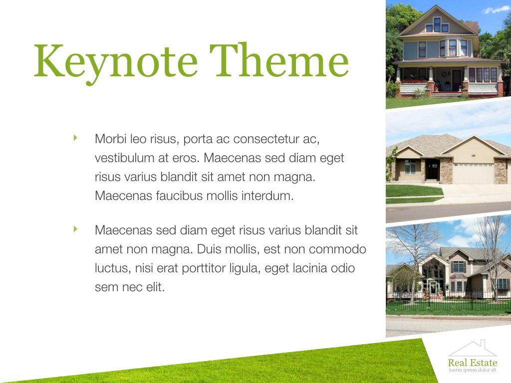 Living Space Keynote Template, Slide 22, 06874, Presentation Templates — PoweredTemplate.com