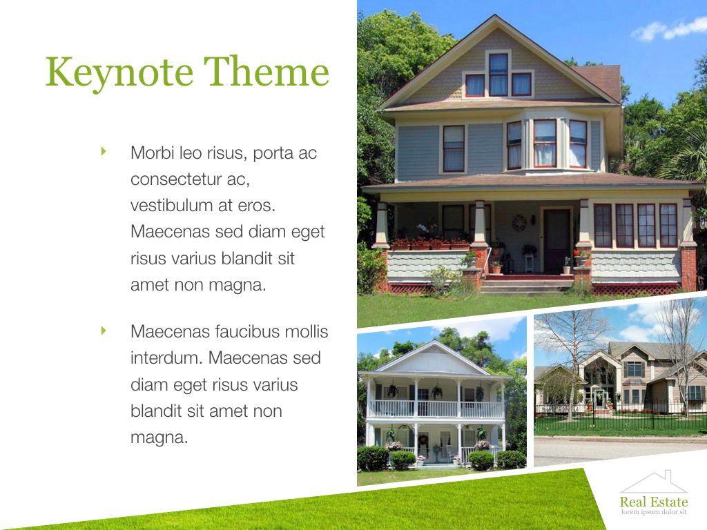 Living Space Keynote Template, Slide 24, 06874, Presentation Templates — PoweredTemplate.com