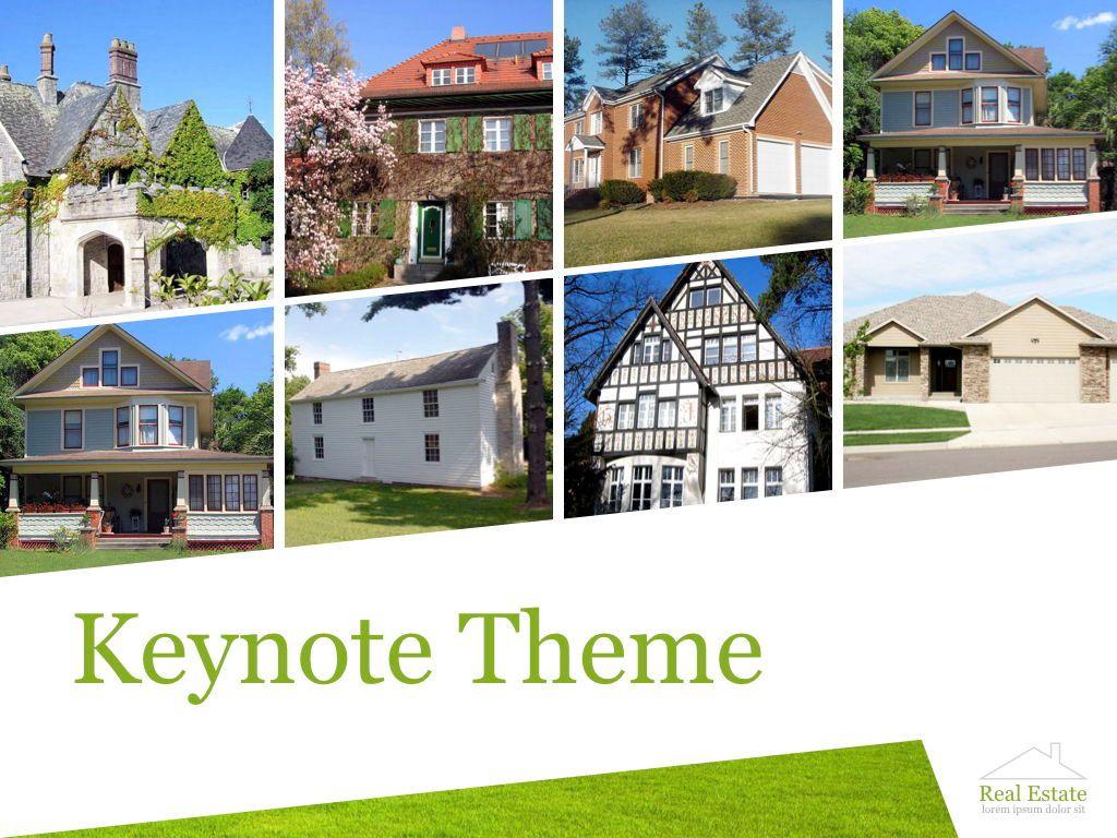 Living Space Keynote Template, Slide 29, 06874, Presentation Templates — PoweredTemplate.com