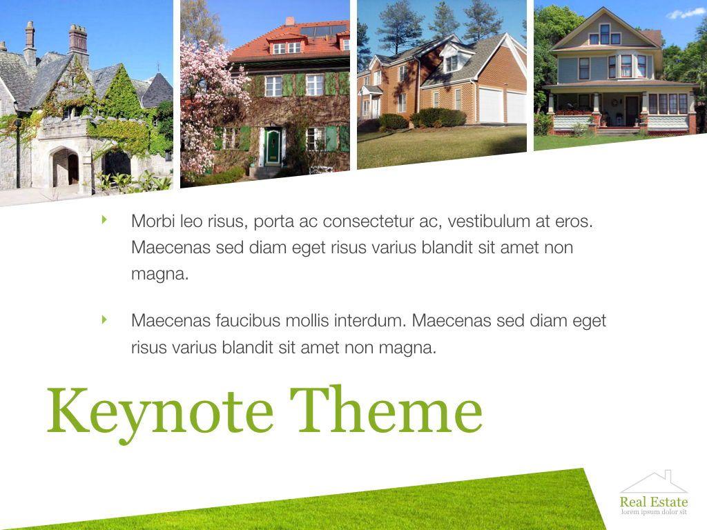 Living Space Keynote Template, Slide 31, 06874, Presentation Templates — PoweredTemplate.com