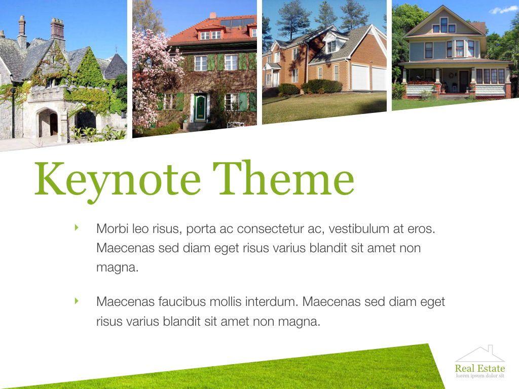 Living Space Keynote Template, Slide 32, 06874, Presentation Templates — PoweredTemplate.com