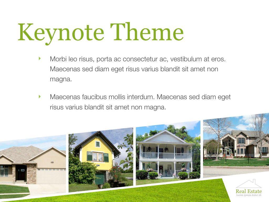 Living Space Keynote Template, Slide 33, 06874, Presentation Templates — PoweredTemplate.com