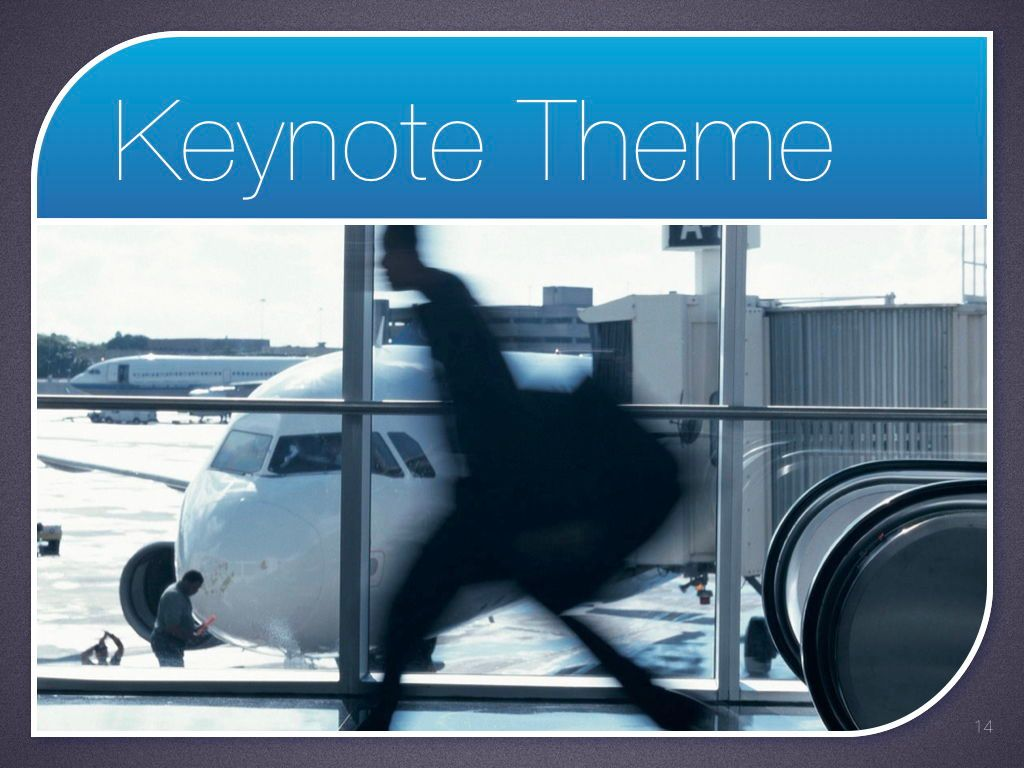 Sky Blue Keynote Template, Slide 15, 06875, Presentation Templates — PoweredTemplate.com