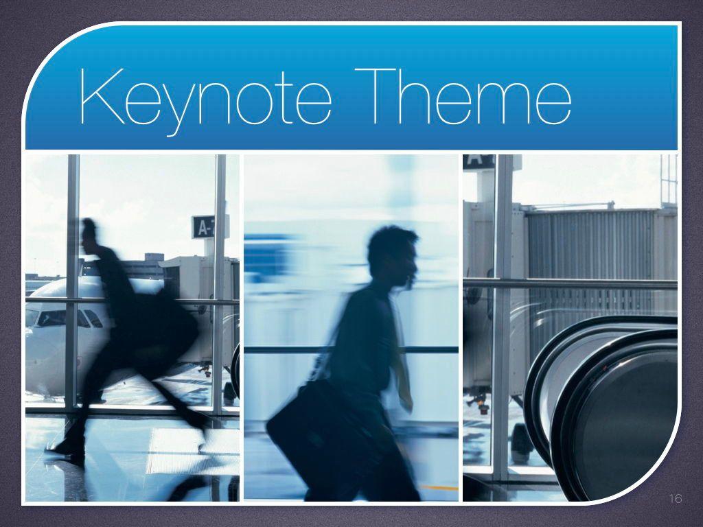 Sky Blue Keynote Template, Slide 17, 06875, Presentation Templates — PoweredTemplate.com