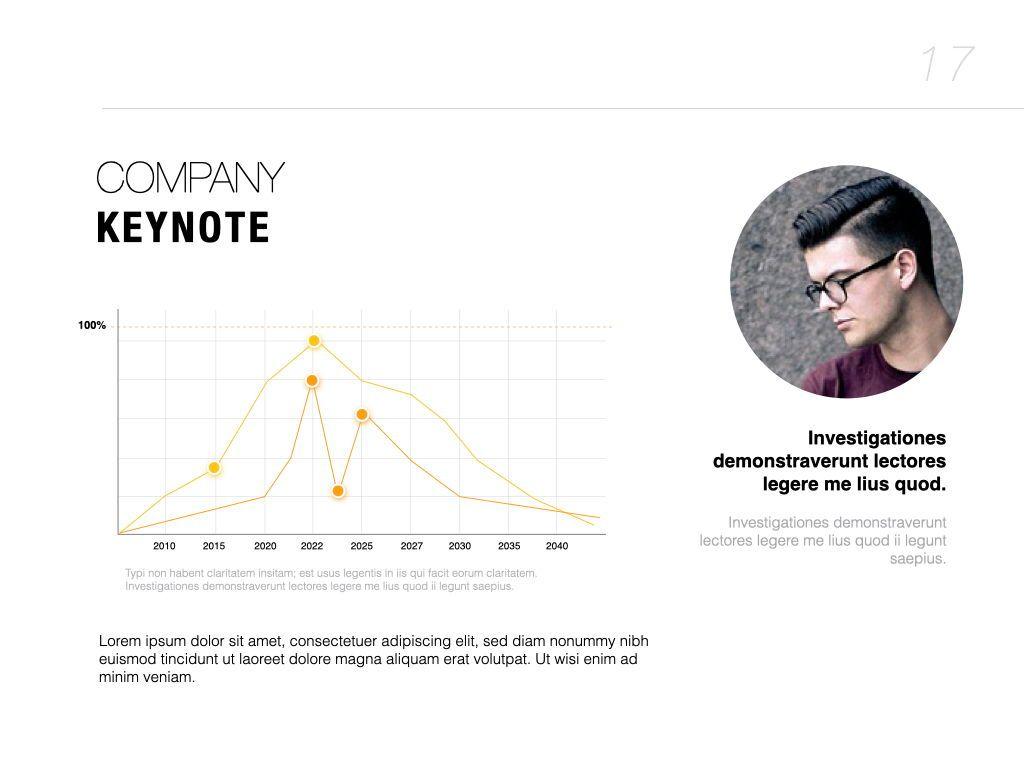Persona Google Slides Presentation Template, Slide 10, 06885, Presentation Templates — PoweredTemplate.com