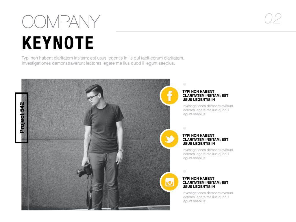Persona Google Slides Presentation Template, Slide 15, 06885, Presentation Templates — PoweredTemplate.com