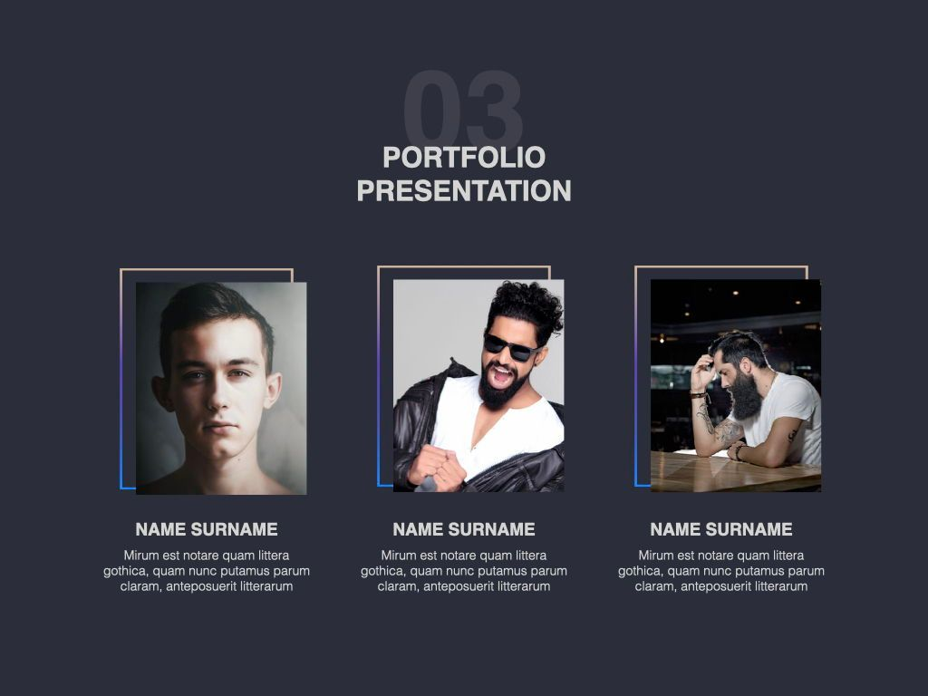 Startup Google Slides Presentation Template, Slide 21, 06890, Presentation Templates — PoweredTemplate.com