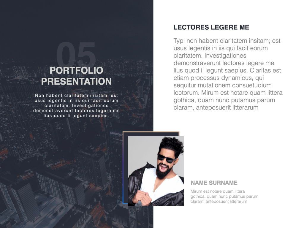 Startup Google Slides Presentation Template, Slide 23, 06890, Presentation Templates — PoweredTemplate.com