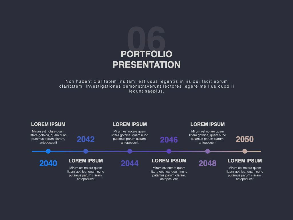 Startup Google Slides Presentation Template, Slide 24, 06890, Presentation Templates — PoweredTemplate.com