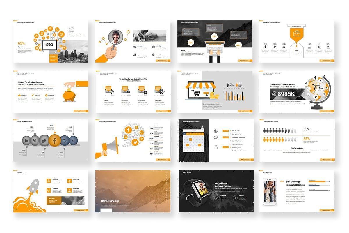 Business Proposal PowerPoint Template, Slide 6, 06901, Business Models — PoweredTemplate.com