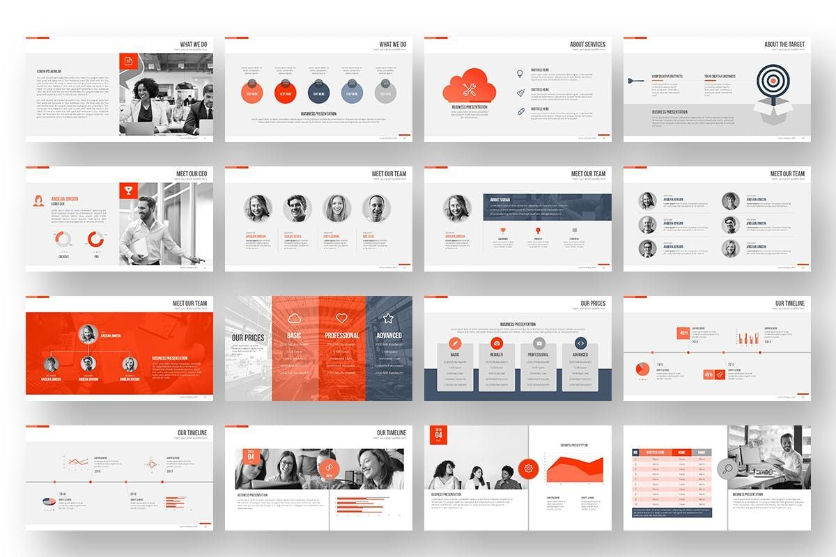 Buy N Sell PowerPoint Presentation, Slide 3, 06905, Model Bisnis — PoweredTemplate.com