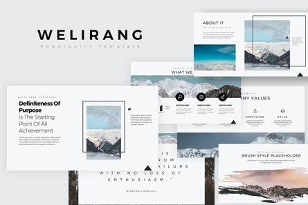 Business Models: Welirang Powerpoint Presentation #06906