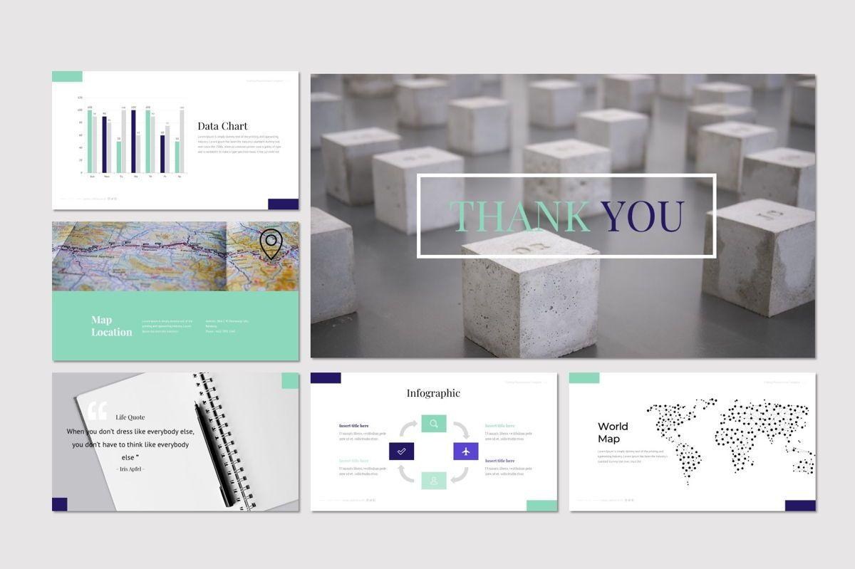 CaiHop - Google Slides Template, Slide 5, 06910, Presentation Templates — PoweredTemplate.com