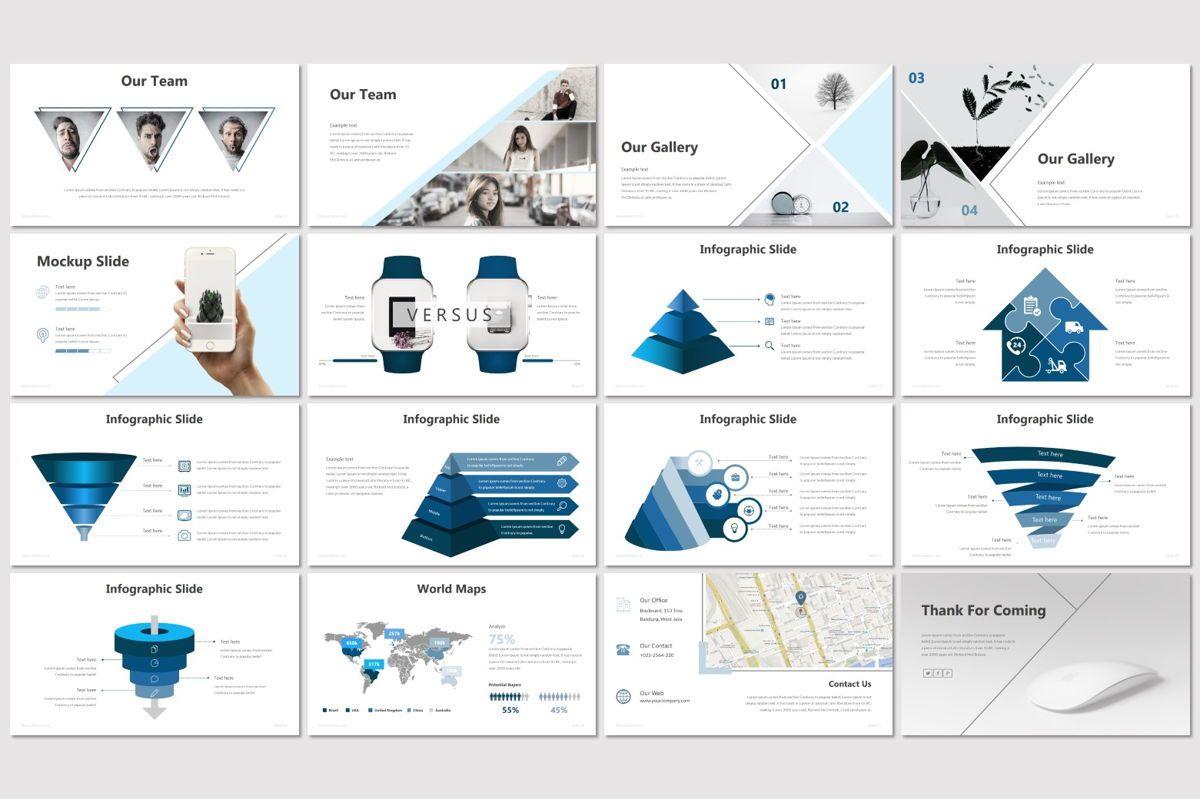 Rekxa - PowerPoint Template, Slide 3, 06923, Infographics — PoweredTemplate.com