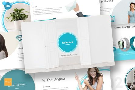 Presentation Templates: Selected - Google Slides Template #06926