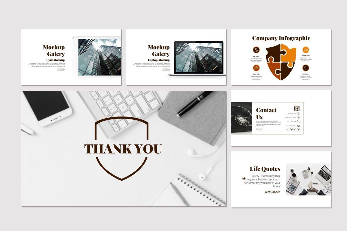 Vanguard - Powerpoint Template, Slide 5, 06936, Presentation Templates — PoweredTemplate.com