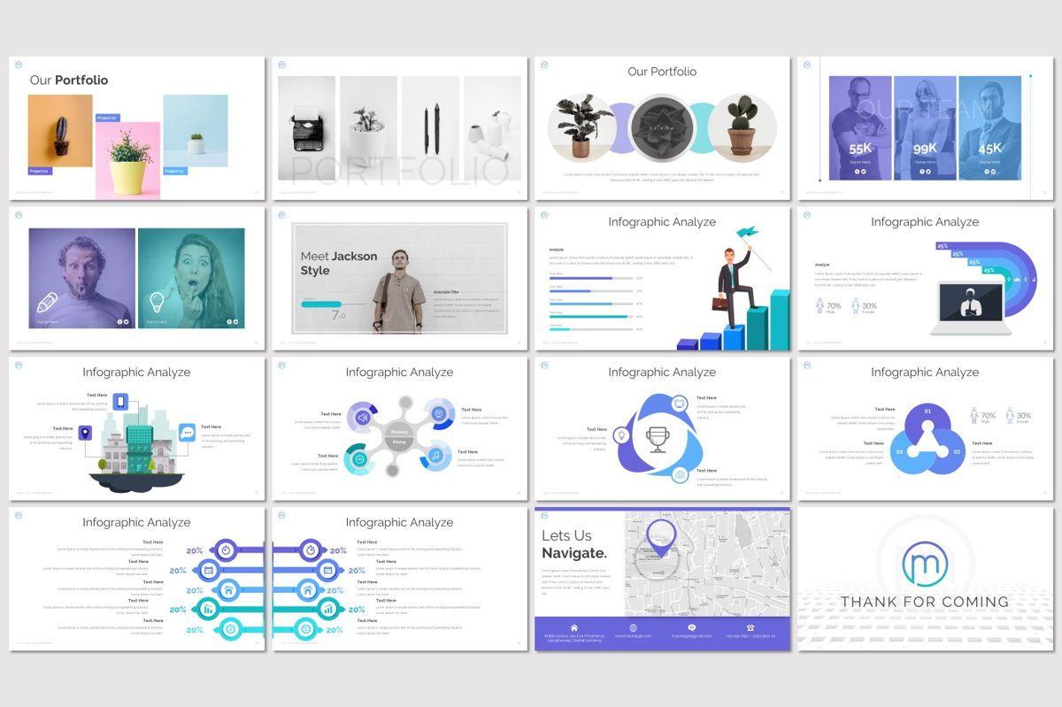 Marval - Google Slides Template, Slide 3, 06959, Presentation Templates — PoweredTemplate.com
