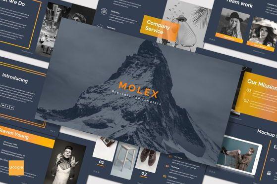 Presentation Templates: Molex - Google Slides Template #06967