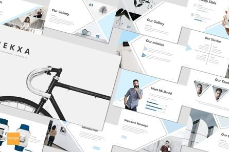 Presentation Templates: Rekxa - Google Slides Template #06991