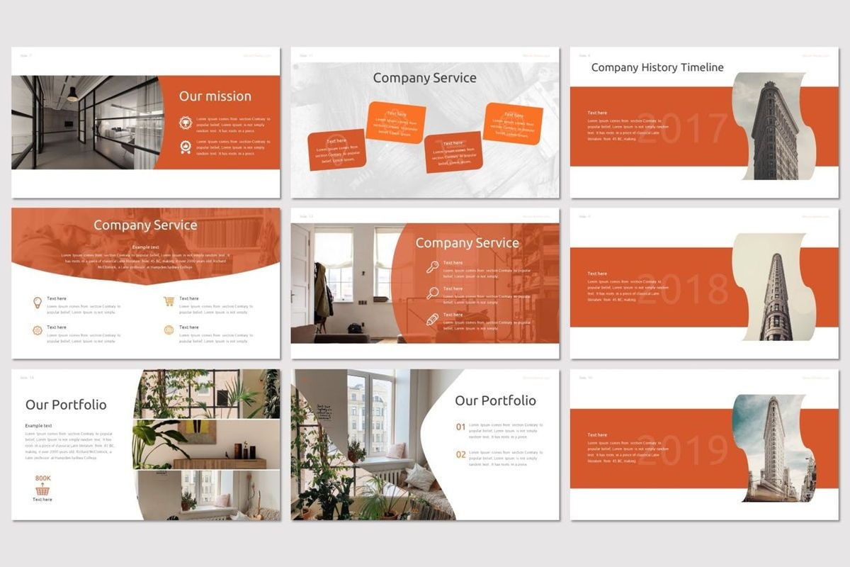 Bloom - PowerPoint Template, Slide 3, 07005, Presentation Templates — PoweredTemplate.com