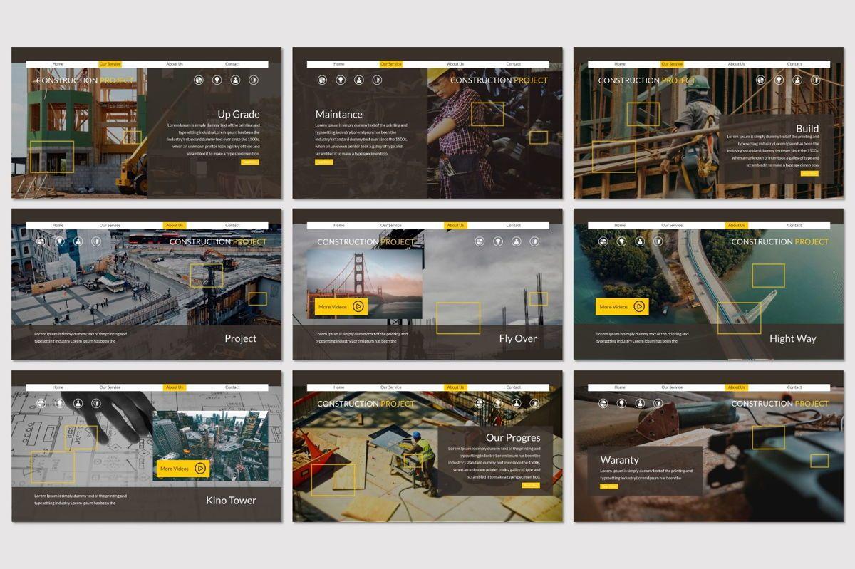 DCK - Keynote Template, Slide 3, 07012, Presentation Templates — PoweredTemplate.com