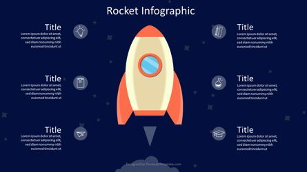 Infographics: Rocket Infographic Concept #07014