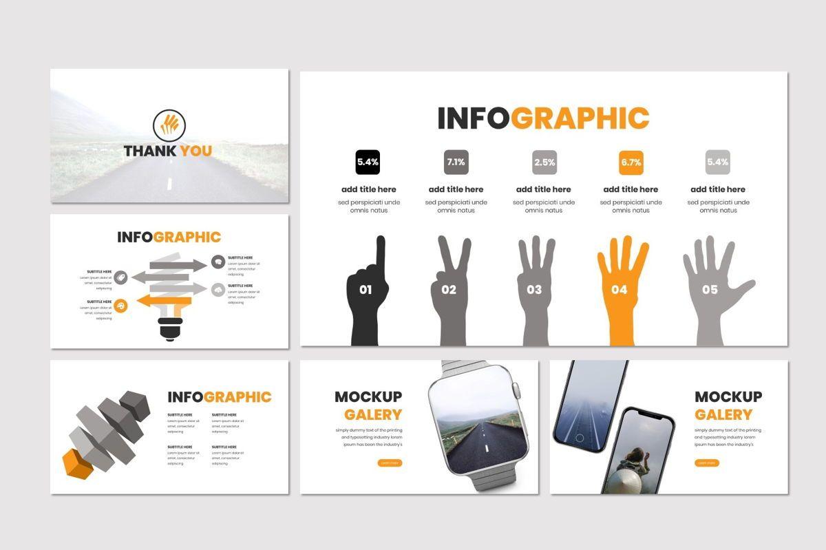 Pathbull - Google Slides Template, Slide 5, 07049, Presentation Templates — PoweredTemplate.com