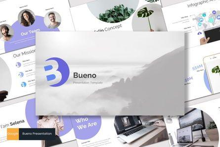 Presentation Templates: Bueno - Google Slides Template #07059