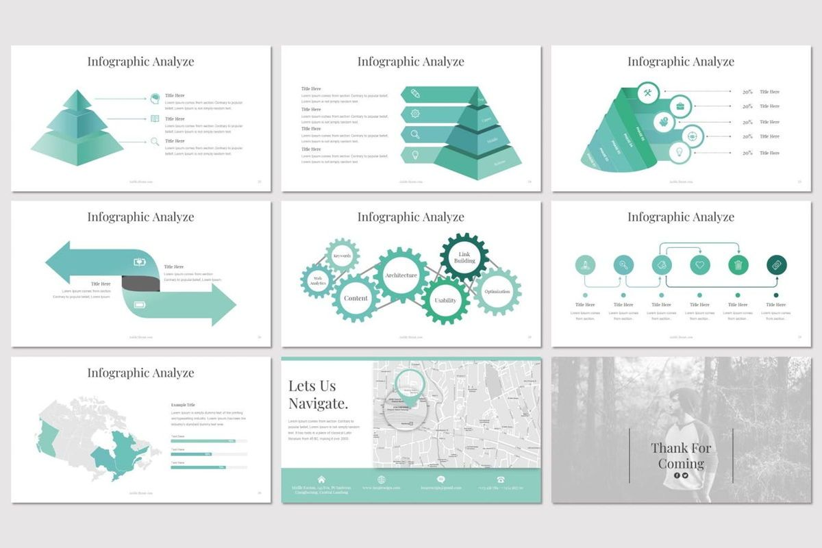 Amble - Google Slides Template, Slide 5, 07128, Presentation Templates — PoweredTemplate.com