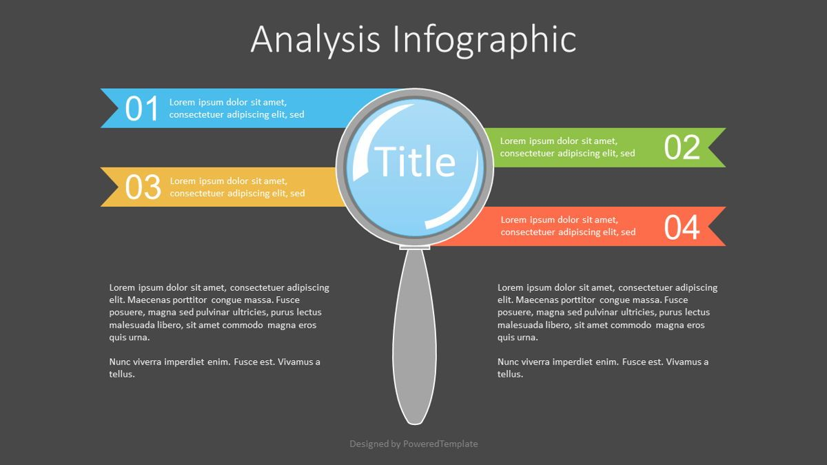 Analysis Infographic, Slide 2, 07134, Infographics — PoweredTemplate.com