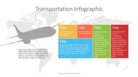 Infographics: Air Cargo Infographic #07139