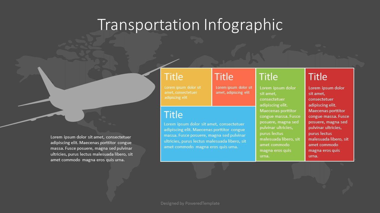 Air Cargo Infographic, Slide 2, 07139, Infographics — PoweredTemplate.com