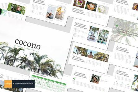 Presentation Templates: Cocono - Google Slides Template #07153