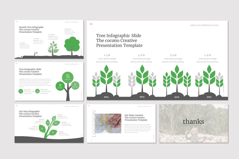 Cocono - Google Slides Template, Slide 5, 07153, Presentation Templates — PoweredTemplate.com