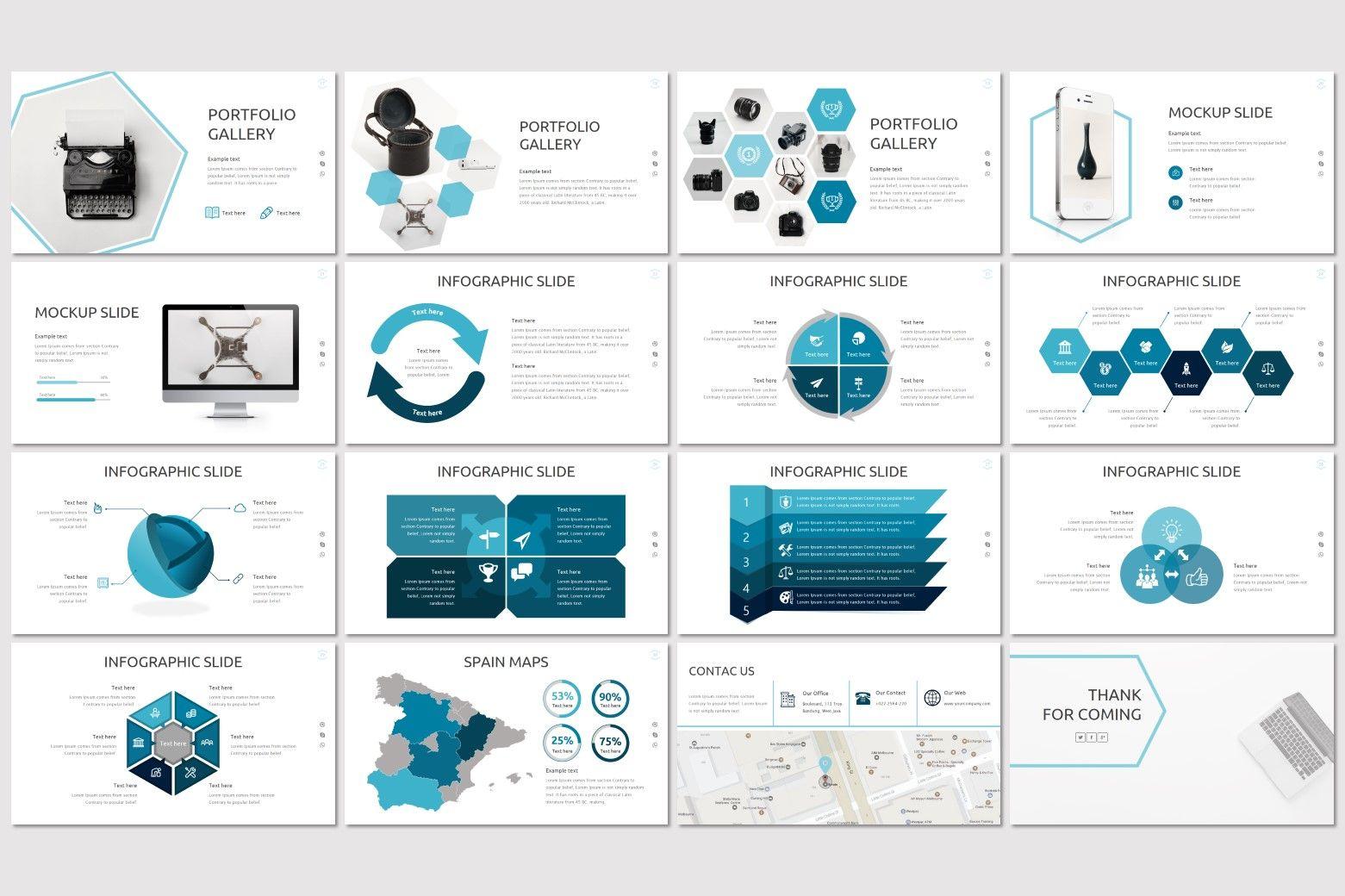 Tabous - PowerPoint Template, Slide 3, 07170, Presentation Templates — PoweredTemplate.com
