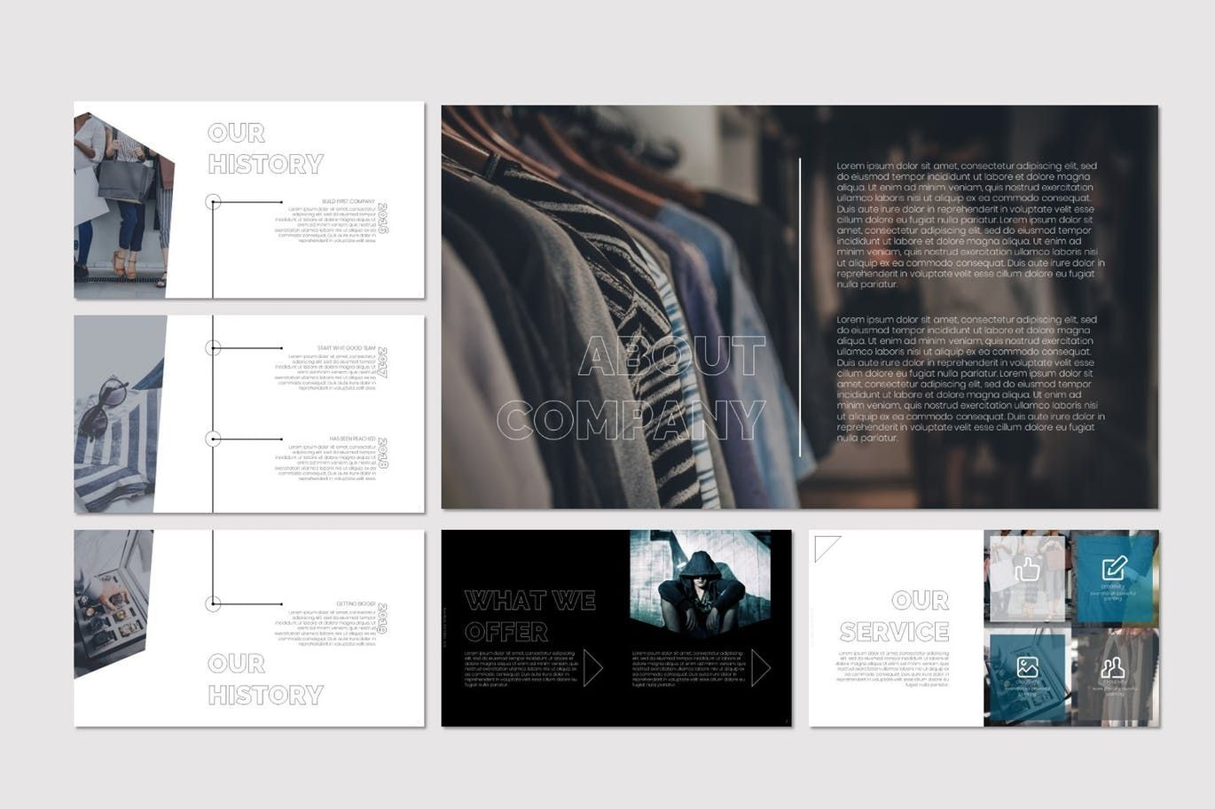 Twentysix - Keynote Template, Slide 3, 07206, Presentation Templates — PoweredTemplate.com