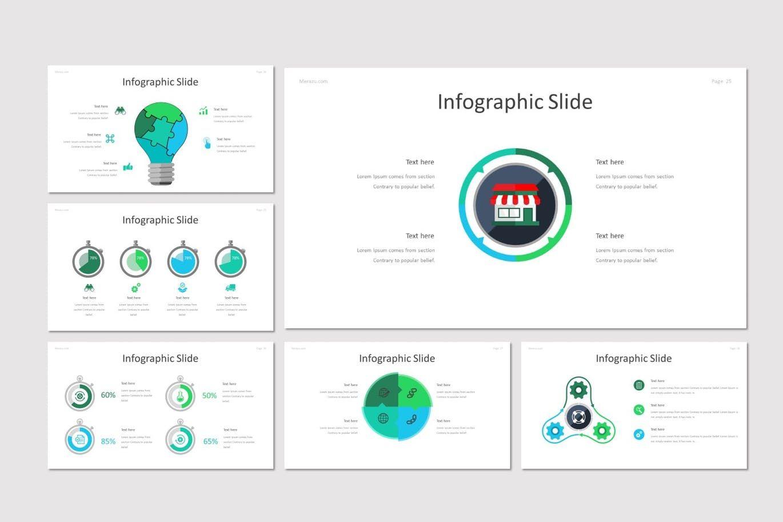 Merazu - Keynote Template, Slide 6, 07215, Presentation Templates — PoweredTemplate.com