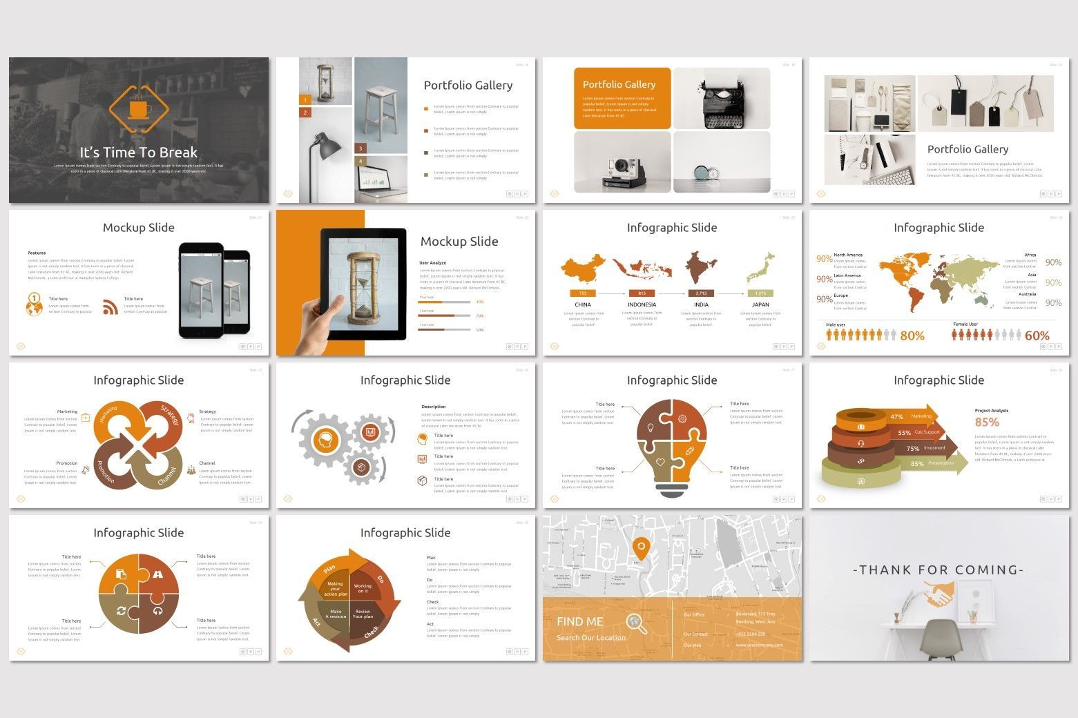 Klaros - Google Slides Template, Slide 3, 07248, Presentation Templates — PoweredTemplate.com