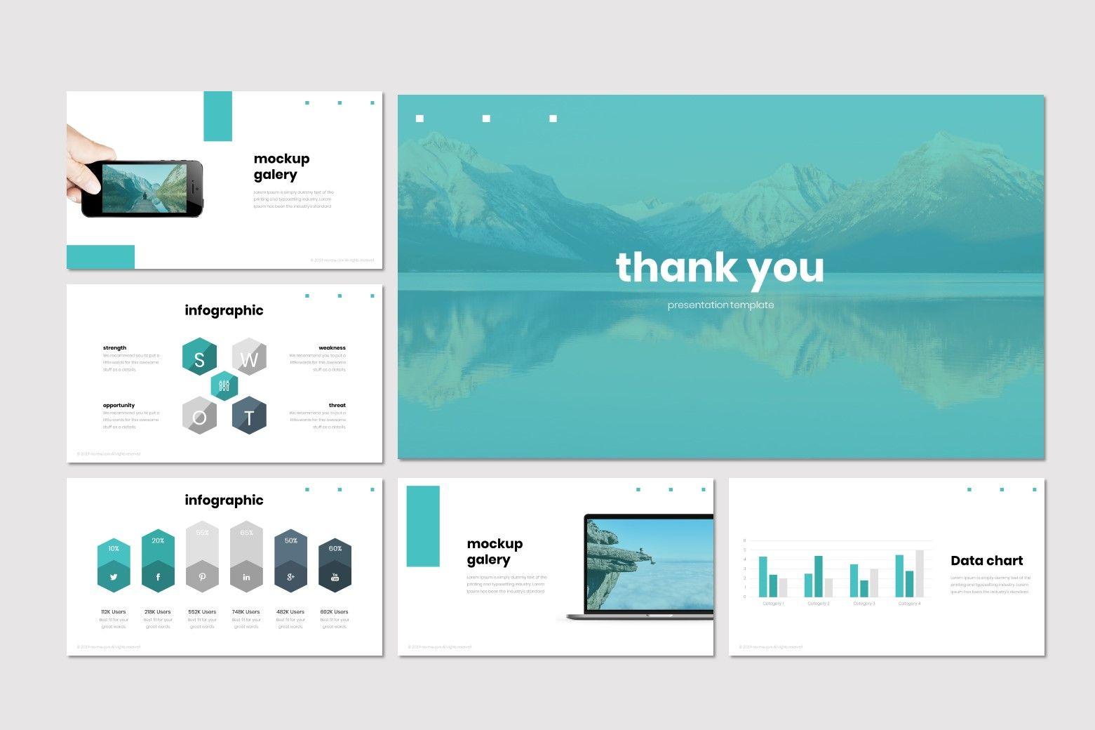 Moorena - PowerPoint Template, Slide 5, 07261, Presentation Templates — PoweredTemplate.com