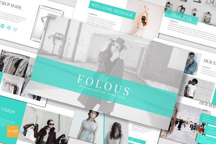 Presentation Templates: Folous - Google Slides Template #07281