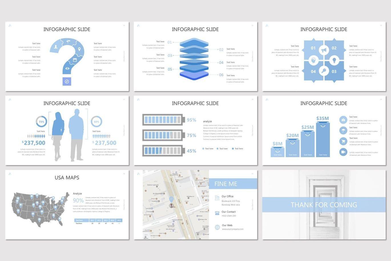 Clear - Keynote Template, Slide 5, 07283, Presentation Templates — PoweredTemplate.com