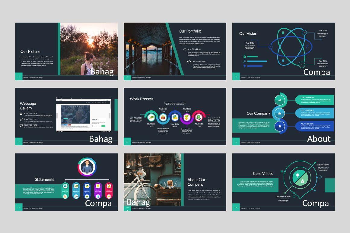 Bahagia Creative Powerpoint, Slide 3, 07286, Presentation Templates — PoweredTemplate.com