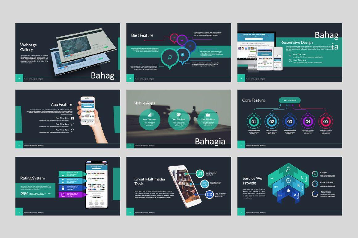 Bahagia Creative Powerpoint, Slide 4, 07286, Presentation Templates — PoweredTemplate.com