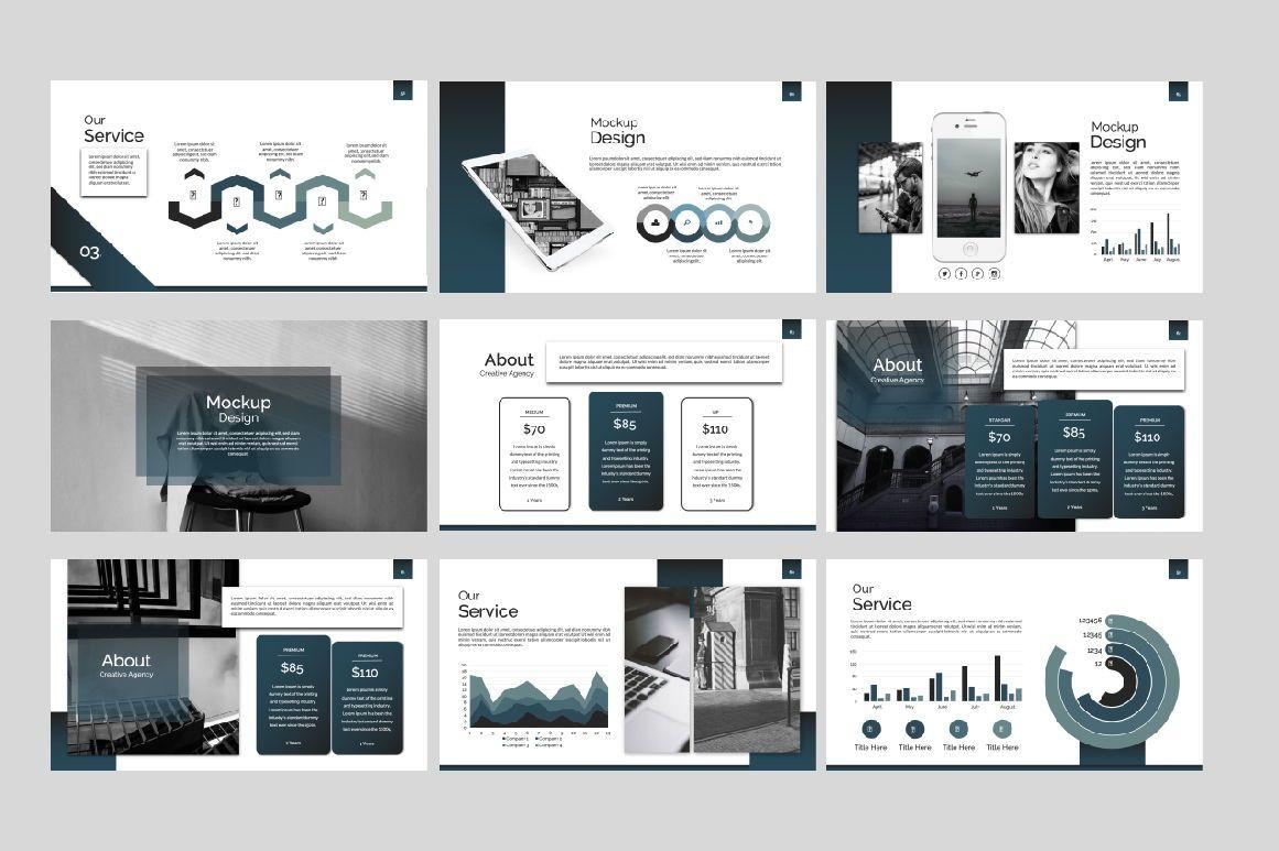 Exclusive Business Keynote, Slide 3, 07299, Presentation Templates — PoweredTemplate.com