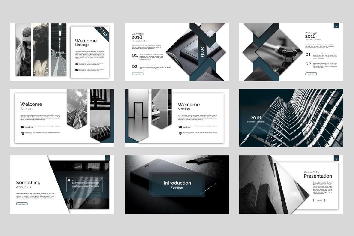 Exclusive Business Keynote, Slide 7, 07299, Presentation Templates — PoweredTemplate.com