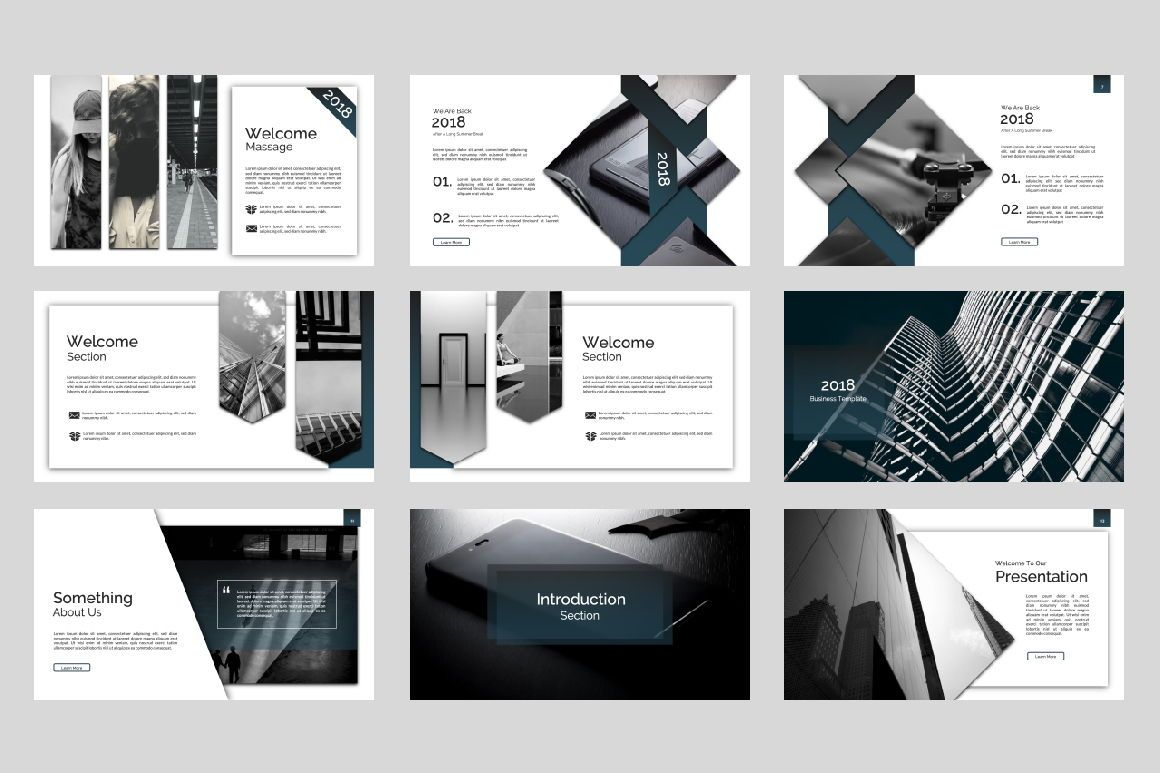 Exclusive Business Google Slide, Slide 7, 07303, Presentation Templates — PoweredTemplate.com
