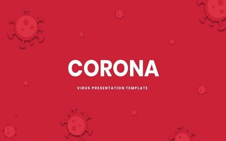 Presentation Templates: Corona - Google Slide Template #07314