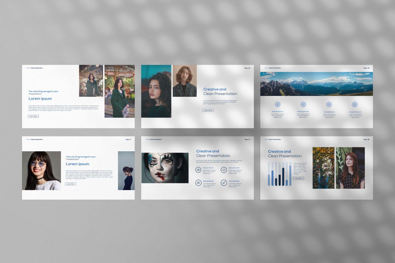 Tsukiko Business Powerpoint, Slide 6, 07320, Presentation Templates — PoweredTemplate.com