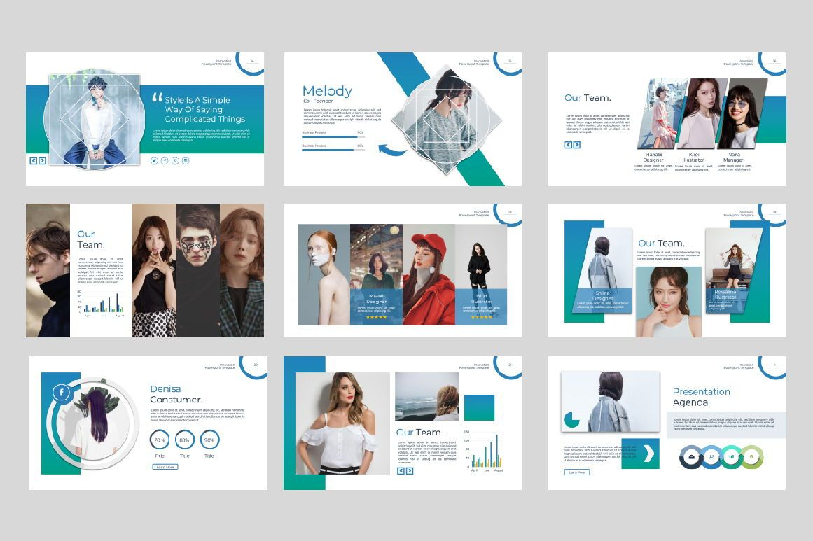 Innovation Business Powerpoint, Slide 2, 07327, Presentation Templates — PoweredTemplate.com
